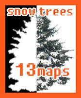 Snow Trees