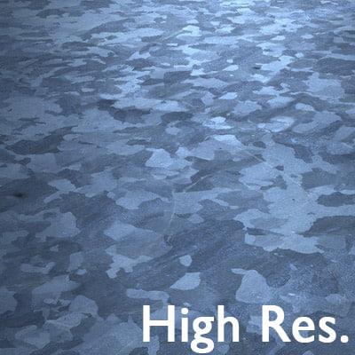 Galvanized Metal Plate -------------------------- High Resolution