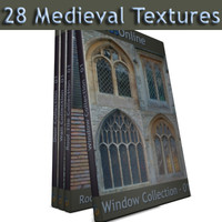 Medieval Texture Collection - 01.zip