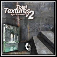Total Textures V02:R2 - Aged & Stressed