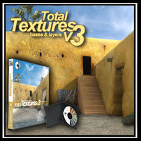 Total Textures V03:R2 -  Bases & Layers
