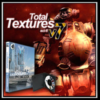 Total Textures V07:R2 - Sci-Fi