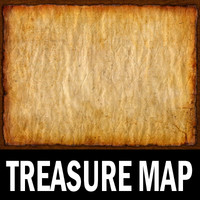 Treasure Map Texture
