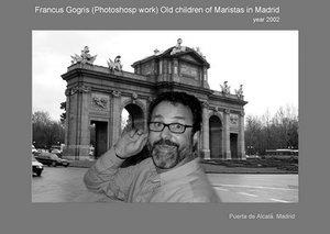 Old children Maristas Vigo 2002 Madrid