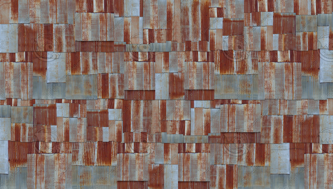 Texture Other Corrugated Metal Rust
