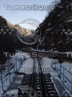 High Mountain Railway Bridge ( turn )