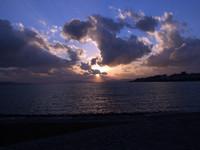 Sunset Shinji