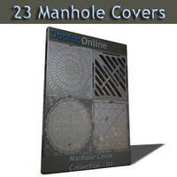 Manhole Cover Collection.zip
