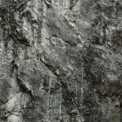 Medium resolution Rock Face Wall 11 + Normal Map