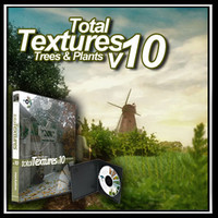 Total Textures V10:R2 - Trees & Plants