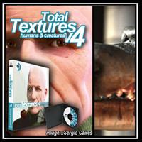 Total Textures V04:R2 - Humans & Creatures
