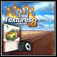 Total Textures V08:R2 - Vehicles