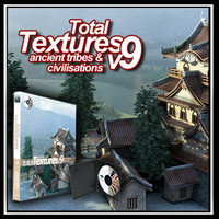 Total Textures V09:R2 - Ancient Tribes & Civilizations