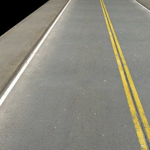 High Resolution Road & Sidewalks 3