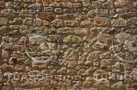 High quality brick wall