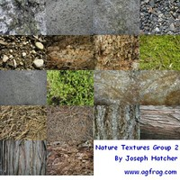 Nature Textures Group 2 By Joseph Hatcher