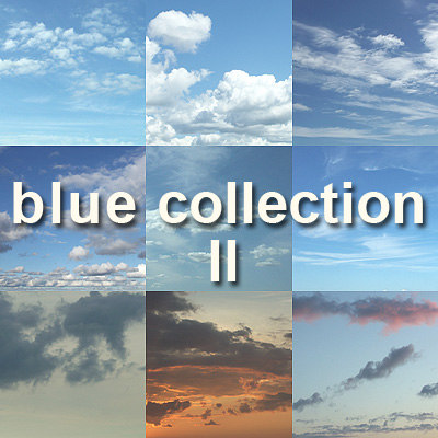 blue collection 2
