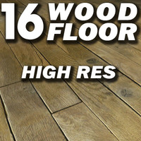 16 Wood Floors Collection ------------------  High Resolution
