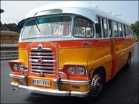 Malta Vintage Buses