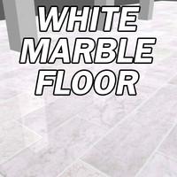 White Marbre Floor Texture -----------------  High Resolution