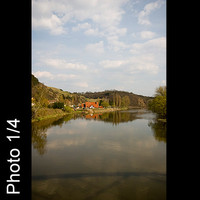 4x Czech landscape