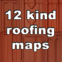 Twelve Roofing Maps Collection