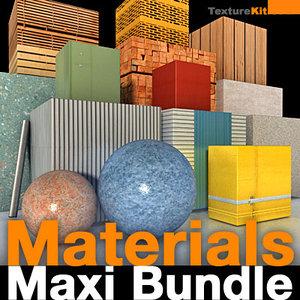 Materials Maxi Bundle