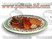 Pelican Perfect Mexican Plate 6