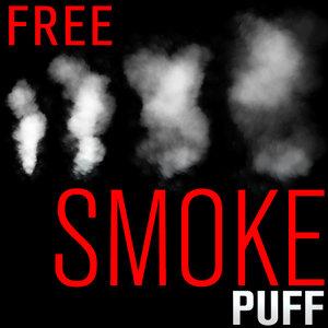 Smoke Puff small