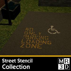 Street Stencil Collection