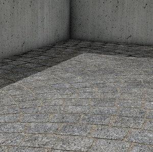 Italian Cobblestones Texture Generator.PSD