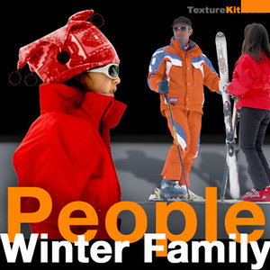 People Winter Family Collection
