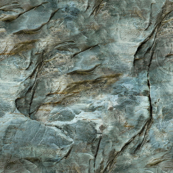 High resolution Rock Face Wall 22+Normal Map