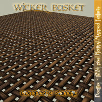 Wicker Basket.zip