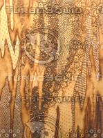 Unique wood Texture