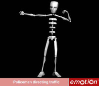 emo0002-Policeman directing traffic