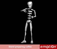 emo0002-Stand preparing coffee