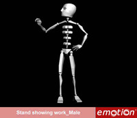 emo0002-Stand showing work_Male