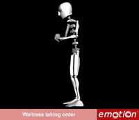 emo0002-Waitress taking order