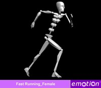 emo0004-Fast Running_Female