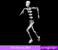 emo0004-Fast Running_Male