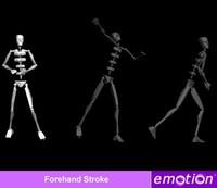 emo0004-Forehand Stroke
