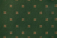 Green Fabric with pattern