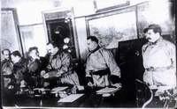 Rare photo of Stalin