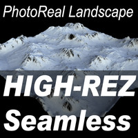 Photo-Realistic, Seamless Landscape