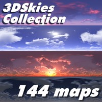 3DSkies Full Collection