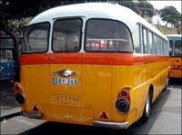Maltese vintage bus - Leyland