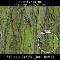 Bark Texture 007 - free Version