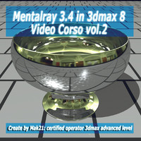 Video Workshop Mental ray 3.4 vol.2 english