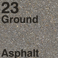 Ground Asphalt